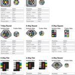 7 Pin Round To 7 Pin Flat Wiring Diagram   Zookastar   4 Way Trailer Plug Wiring Diagram