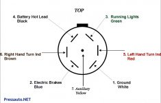 Trailer Light Wiring Diagram 7 Way