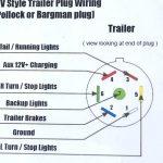 7 Way Trailer Wiring Color Diagram   Wiring Library   7 Way Trailer Plug Wiring Diagram Chevy