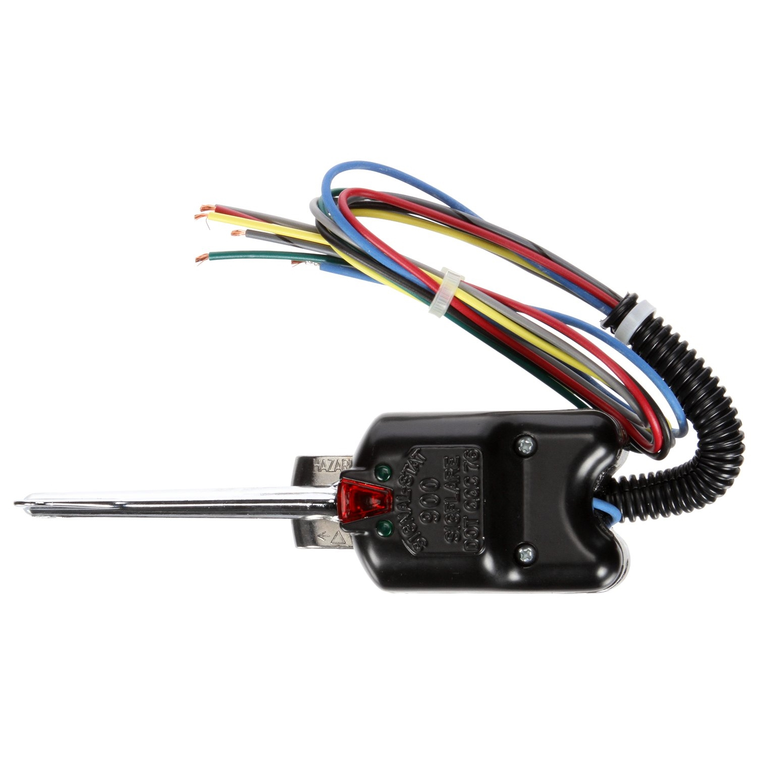 7 Wire Harness, Turn Signal Switch, Black Polycarbonate | Truck-Lite - Truck Lite 900 Wiring Diagram