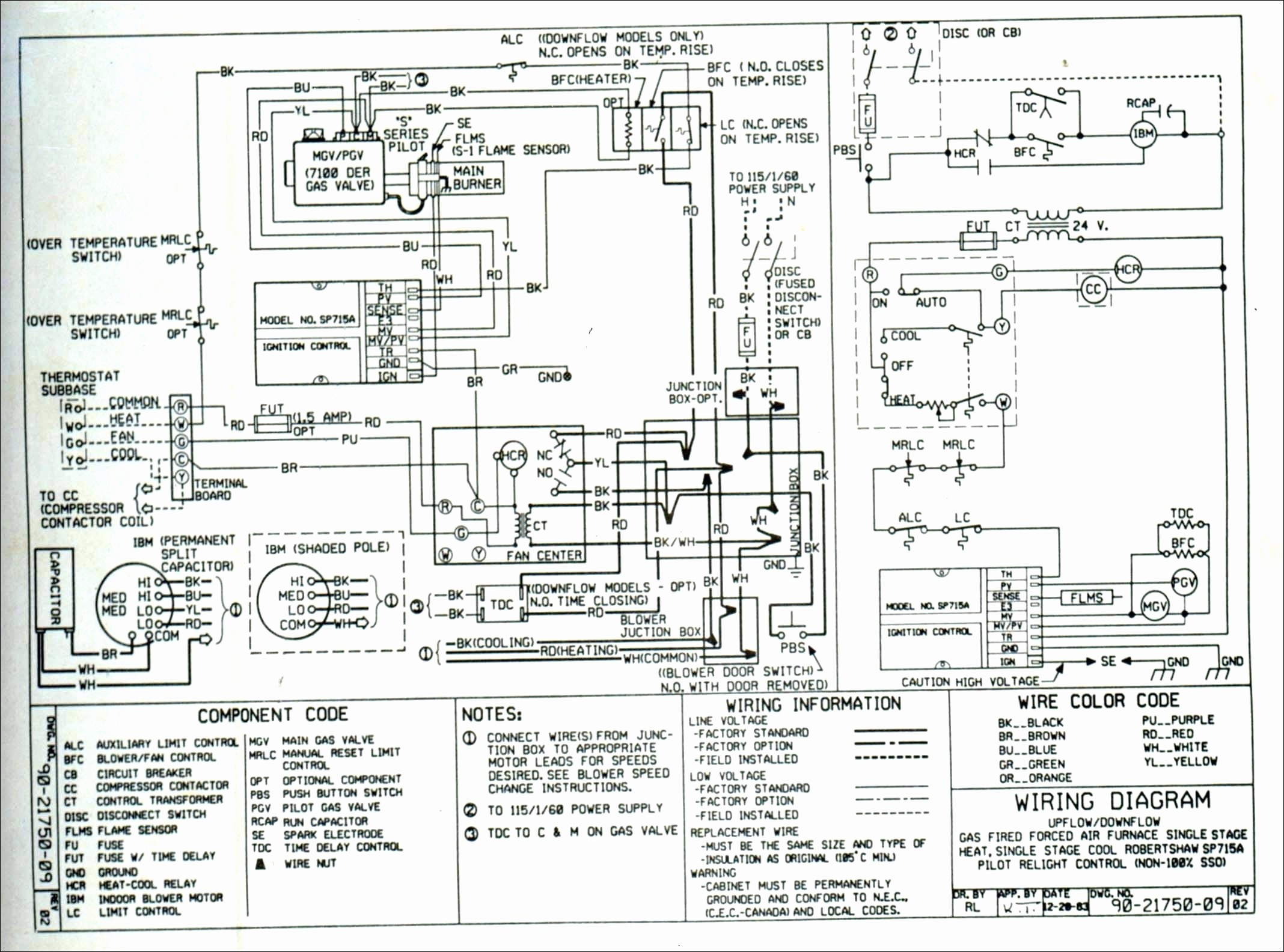 Heat Strip Wiring Diagram from 2020cadillac.com