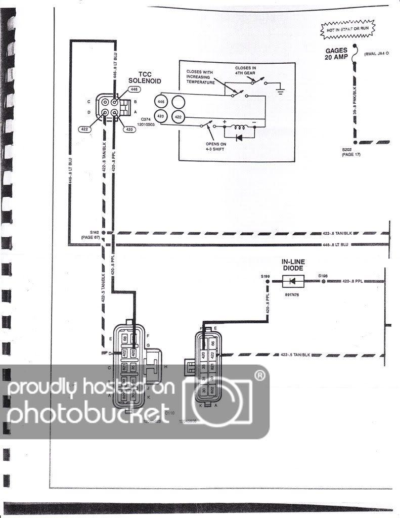 700R4 Tcc Wiring Diagram   The H.a.m.b. - 700R4 Wiring ...