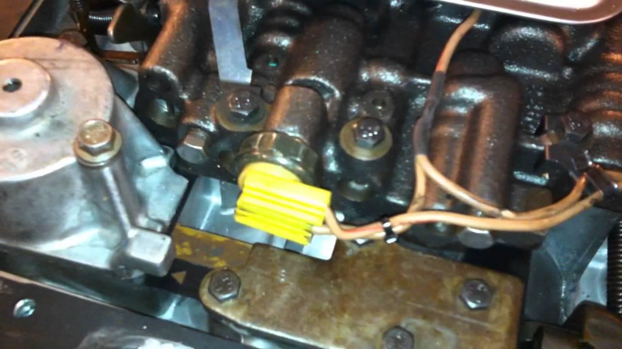 700R4 Torqe Converter Lock Up Wiring - Youtube - 700R4 Wiring Diagram