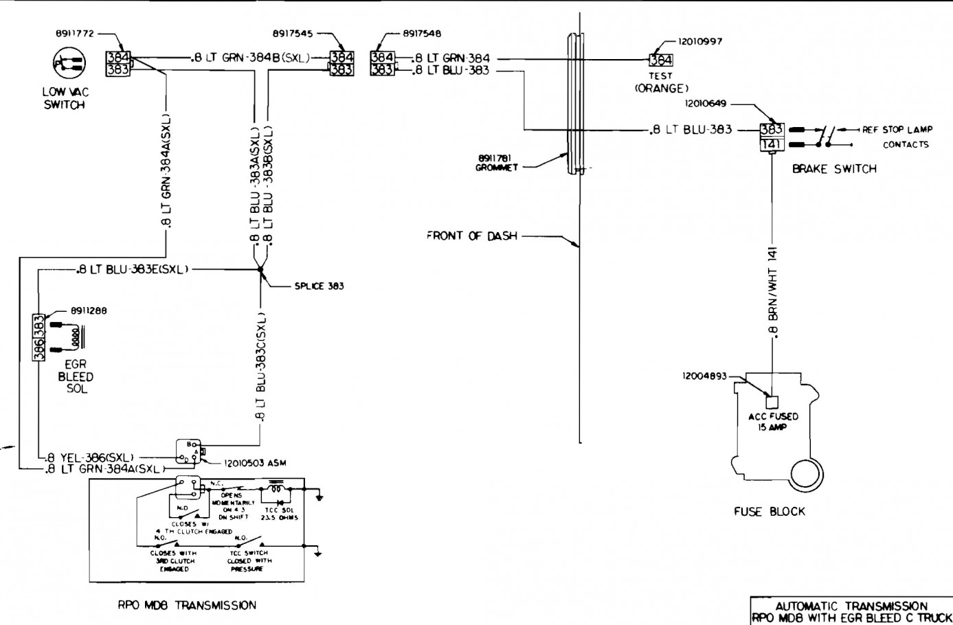 700R4 Wiring Diagram Factory | Wiring Diagram - 700R4 Torque Converter Lockup Wiring Diagram