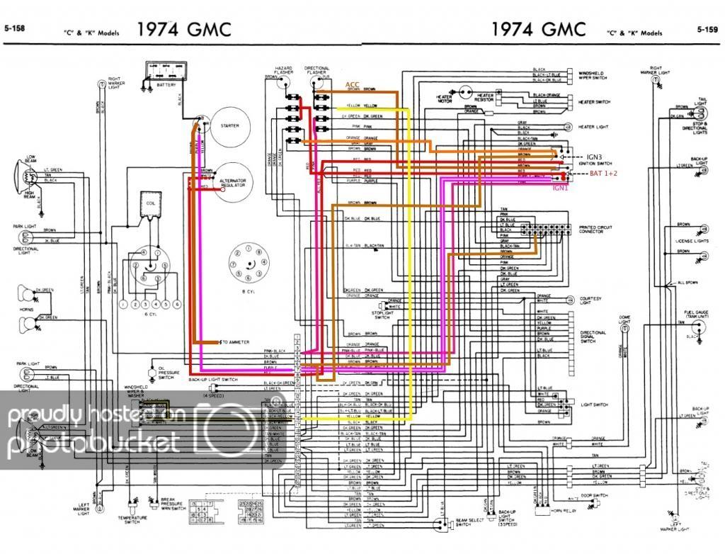 4 Pin Gm Alternator Wiring Diagram