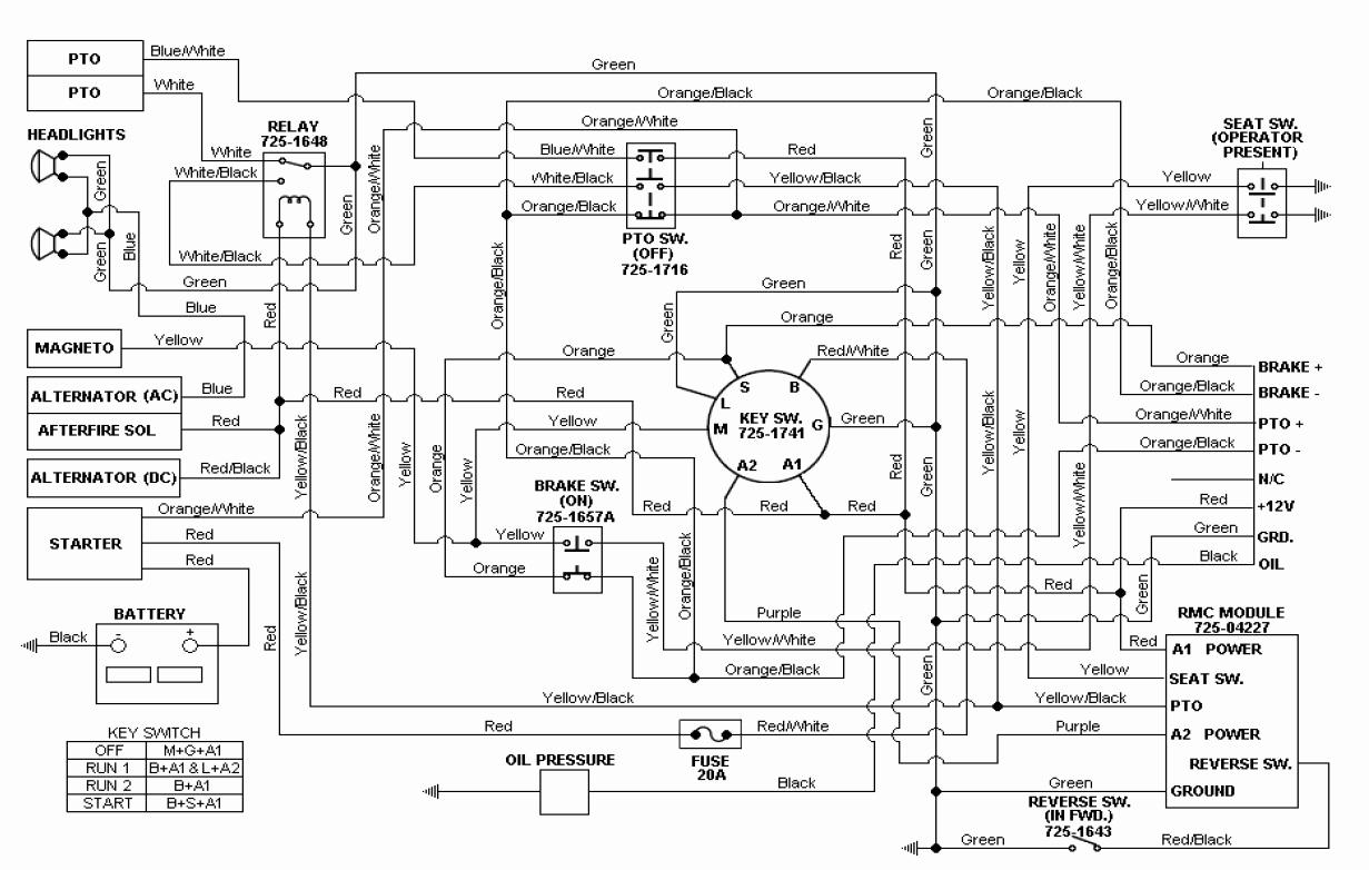 8 Elegant Craftsman Dyt 4000 Wiring Diagram Graphics | Simple Wiring - Briggs And Stratton Voltage Regulator Wiring Diagram