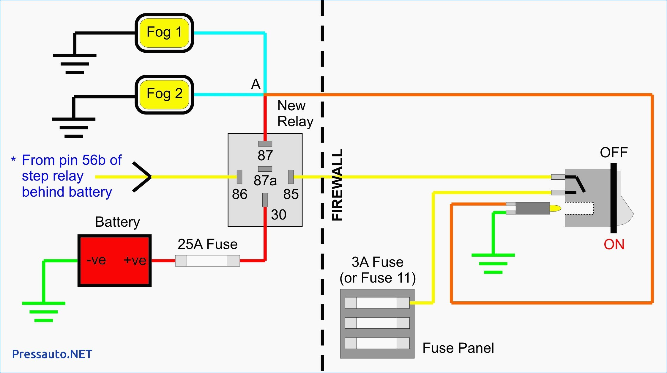 8 Pin Ice Cube Relay Wiring Diagram | Wiring Diagram - Ice Cube Relay Wiring Diagram