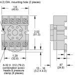 8 Pin Relay Wire Diagram Wiring Schematic | Wiring Diagram   8 Pin Relay Wiring Diagram