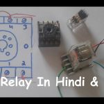 8 Pin Relay Wiring Connection With Base/socket In Hindi & Urdu   Youtube   8 Pin Relay Wiring Diagram
