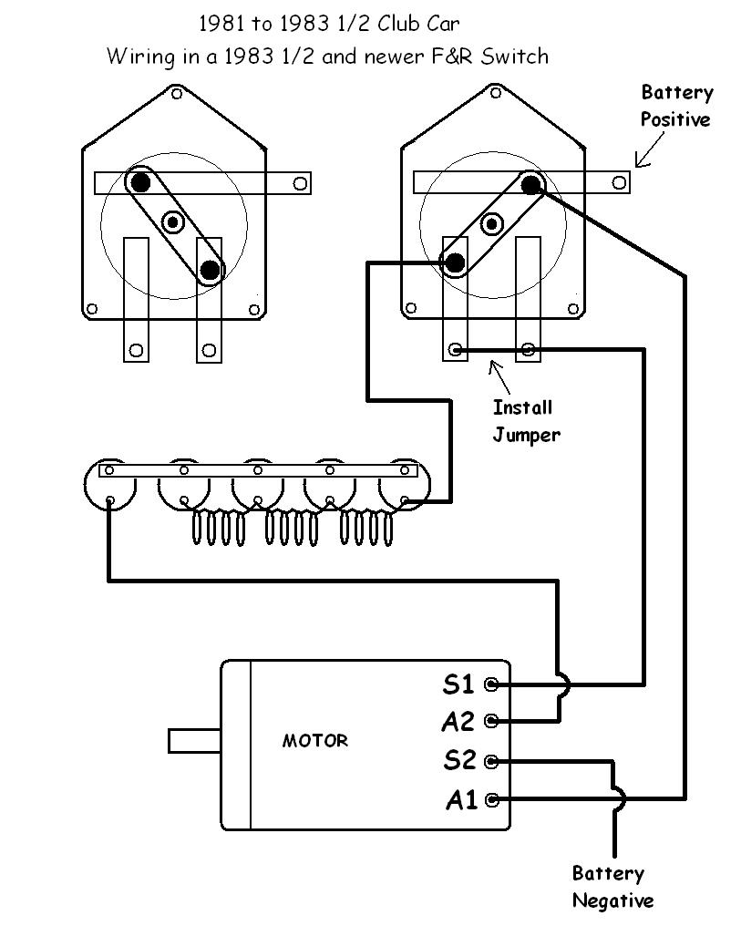 83 Club Car Wiring Diagram | Schematic Diagram - Club Car Ds Wiring Diagram