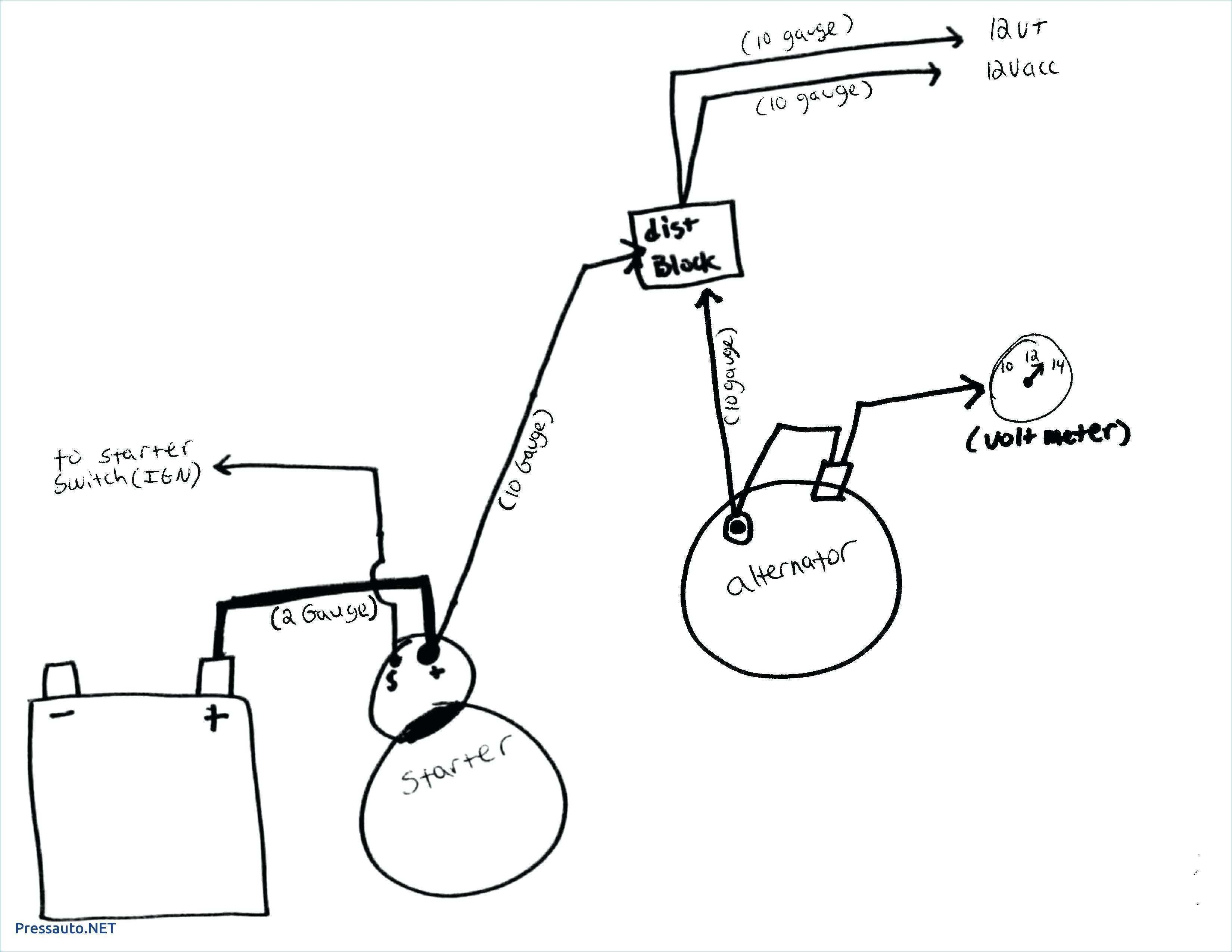 85 Chevy Alternator Wiring - Wiring Diagram Name - Alternator Wiring Diagram Chevy 350