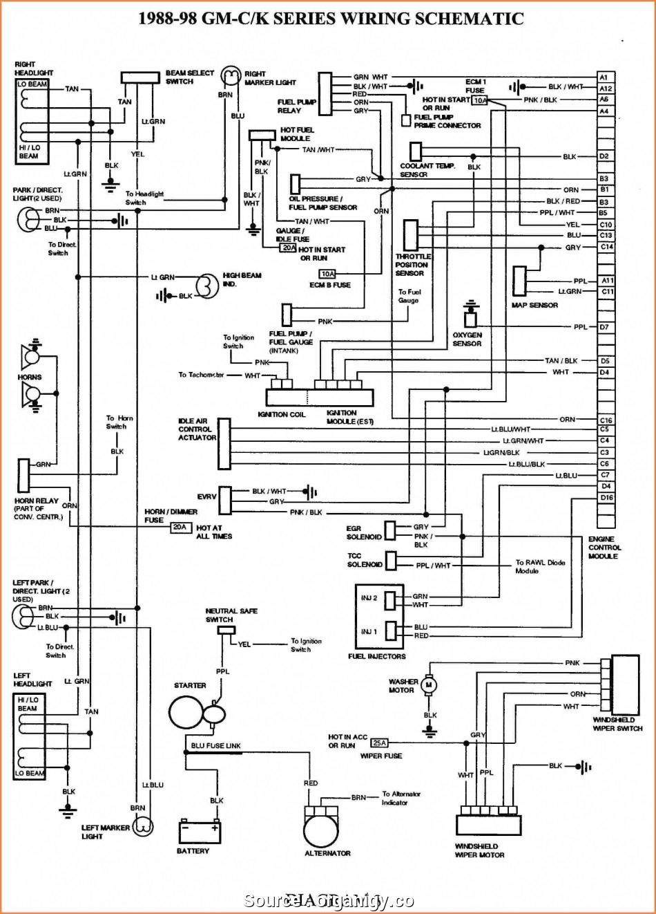 86 Chevy Starter Wiring Diagram Perfect Tbi Wiring Diagram 1989 - Starter Solenoid Wiring Diagram Chevy