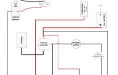 12 Volt Alternator Wiring Diagram