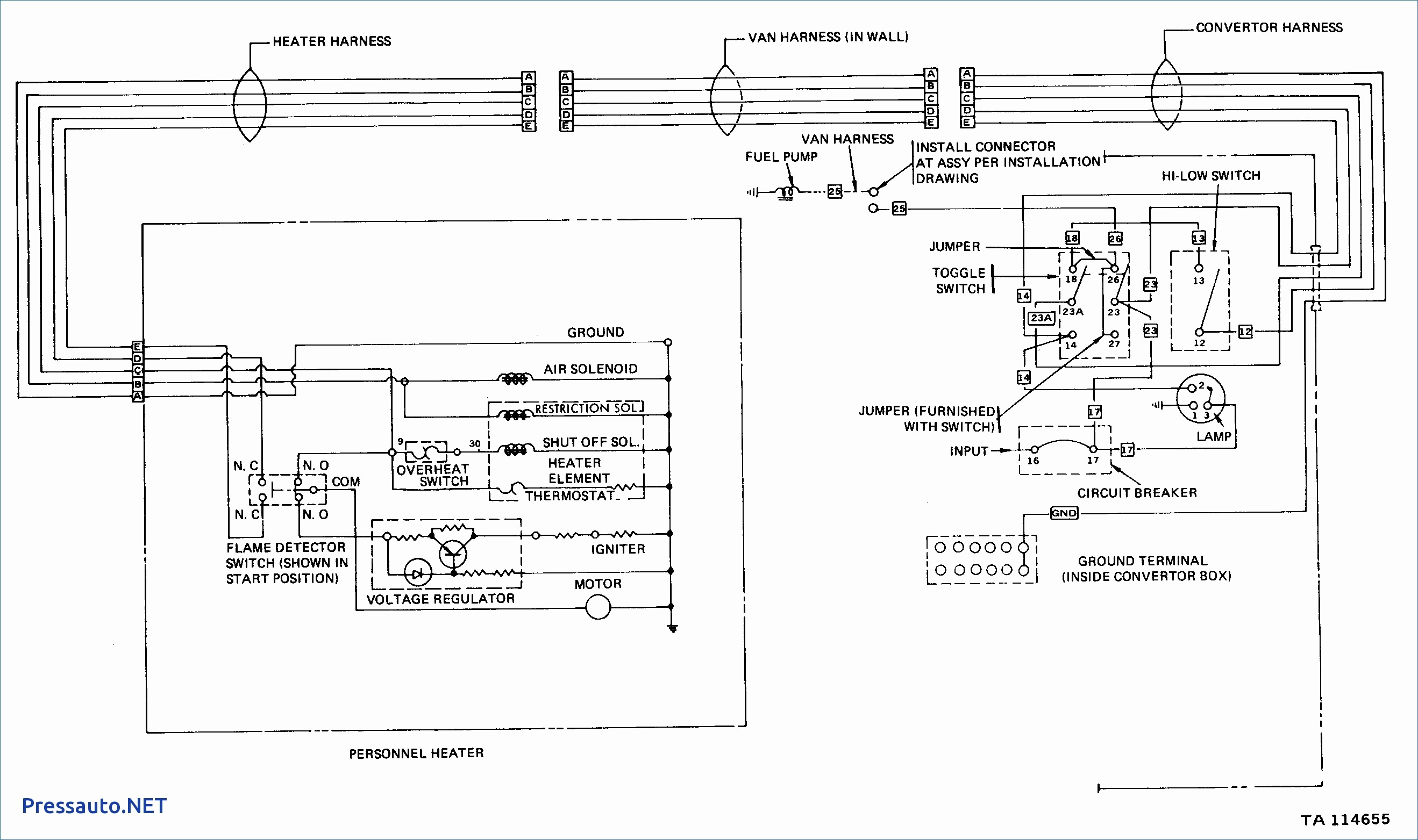 Vista 20p Wiring Diagram