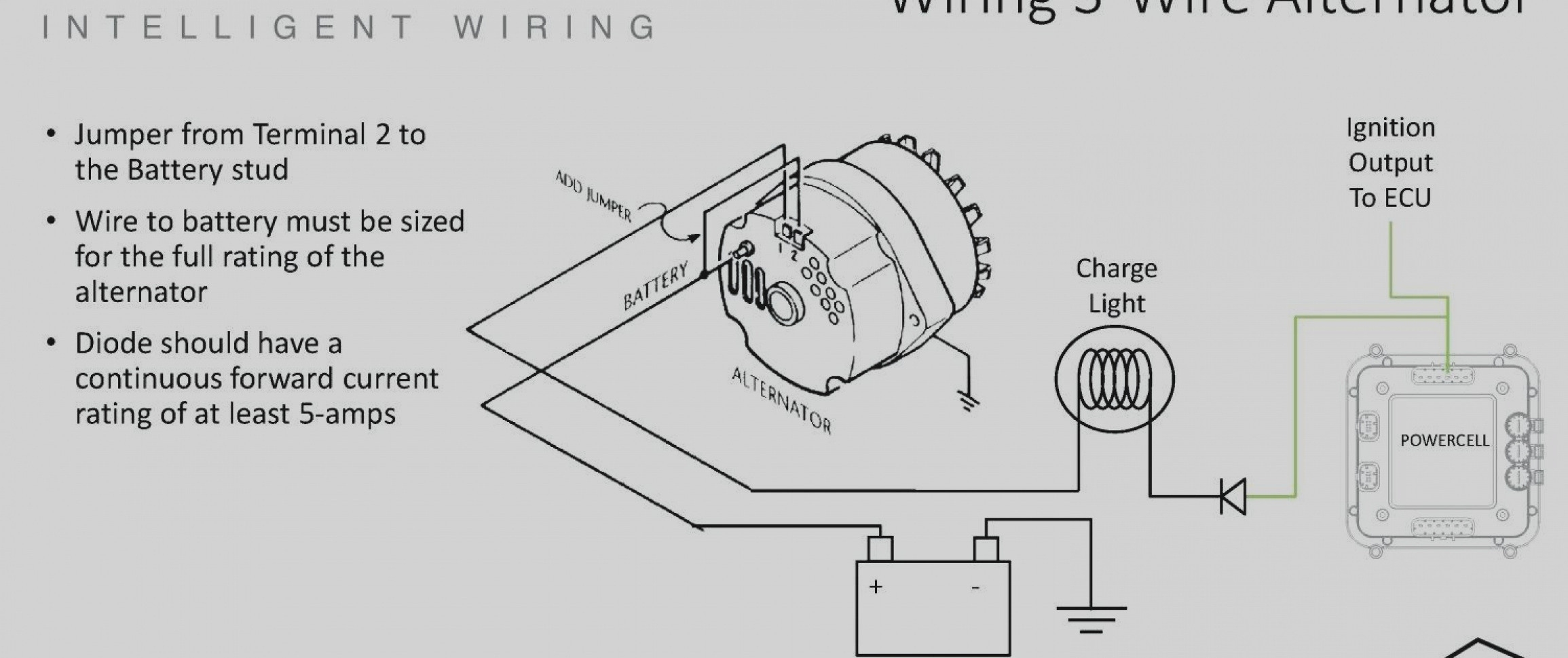 9 Inspirational Delco Remy Alternator Wiring Diagram Pictures - Delco Remy Alternator Wiring Diagram