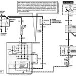 94 Ford Ranger Alternator Wiring Diagram   Wiring Diagram   Alternator Wiring Diagram