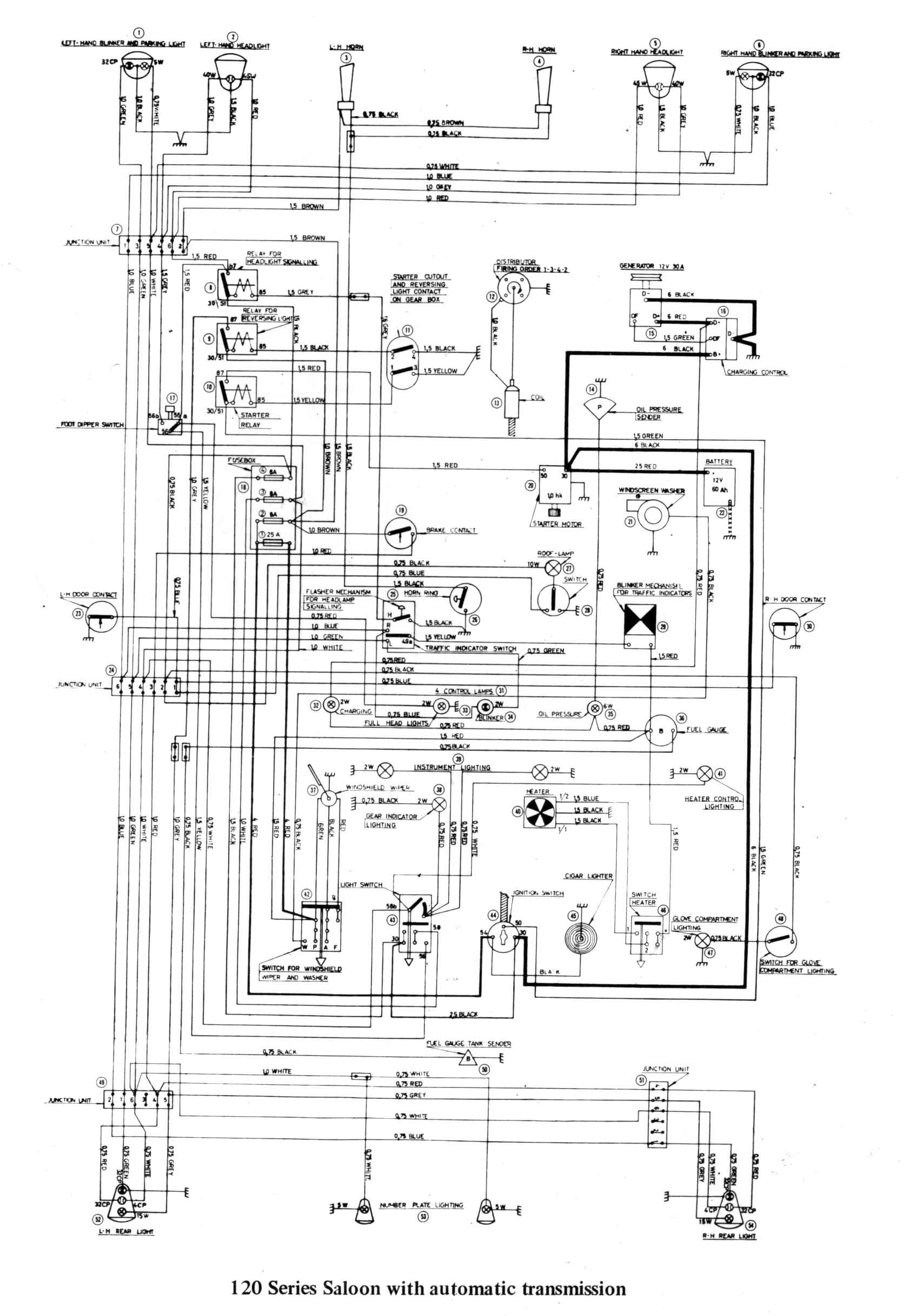 94 Mack Fuse Box | Wiring Library - Freightliner Headlight Wiring Diagram