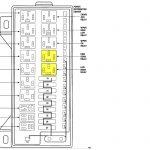 98 Caravan Fuse Box   Wiring Library   Horn Relay Wiring Diagram