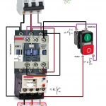 Ac Blower Motor Wiring Diagram Furthermore 3 Phase Star Delta Motor   3 Phase Motor Starter Wiring Diagram