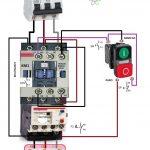 Ac Blower Motor Wiring Diagram Furthermore 3 Phase Star Delta Motor   Ac Contactor Wiring Diagram
