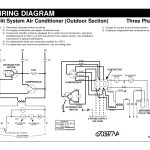 Ac Schematic Wiring   Wiring Diagram Data Oreo   Air Conditioner Wiring Diagram