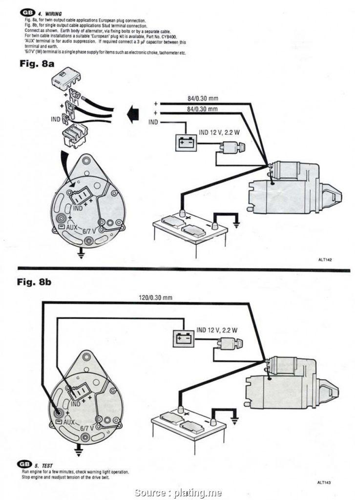 Acdelco 24si Alternator Wiring Diagram