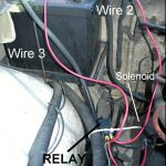Addition Of A Relay To A 240Z Starter System   Starter Relay Wiring Diagram