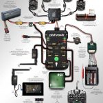 Advanced Pixhawk Quadcopter Wiring Chart — Copter Documentation   Pixhawk Wiring Diagram