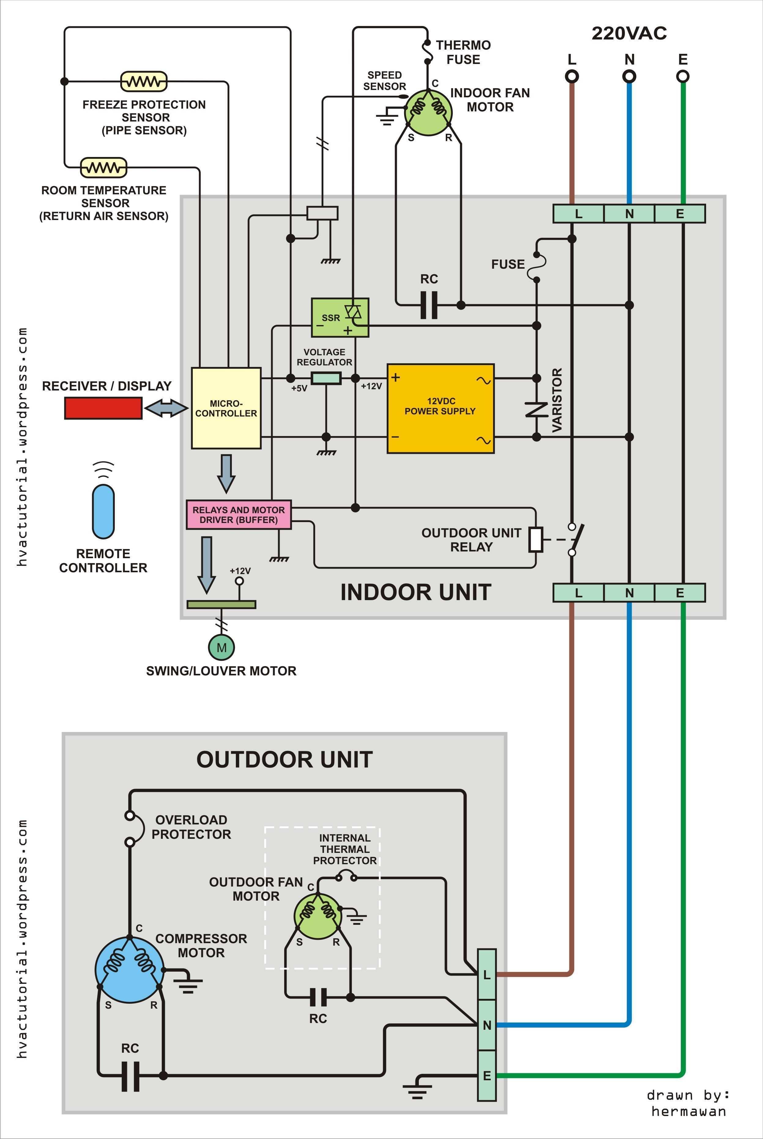 Air Compressor Wiring Diagram 230V 1 Phase | Manual E-Books - Air Compressor Wiring Diagram 230V 1 Phase
