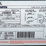 Ao Smith Motors Wiring Diagram | Wiring Diagram   Ao Smith Motor Wiring Diagram