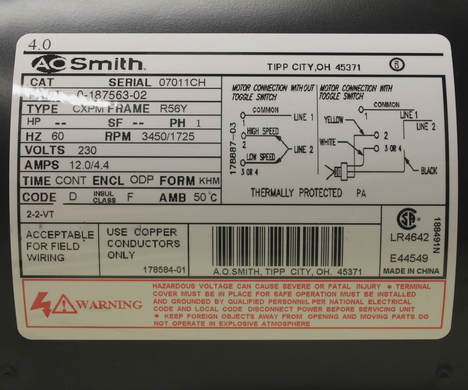 Ao Smith Pump Motor Wiring Diagram - Wiring Diagram Data Oreo - Ao Smith Motor Wiring Diagram
