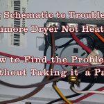 Appliance Repair   How To Read Schematics Diagram Kenmore/whirlpool   Kenmore Dryer Wiring Diagram