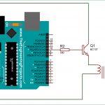 Arduino Light Sensor Circuit Using Ldr   Arduino Wiring Diagram