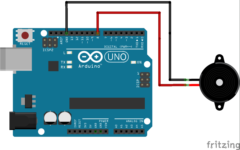 Arduino - Tonemelody - Arduino Wiring Diagram