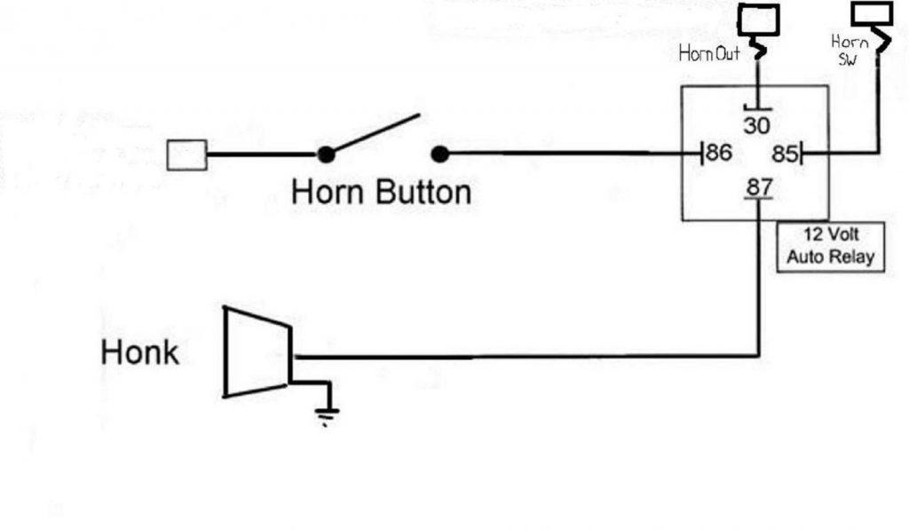 Atv Horn Wiring - Free Wiring Diagram For You  U2022