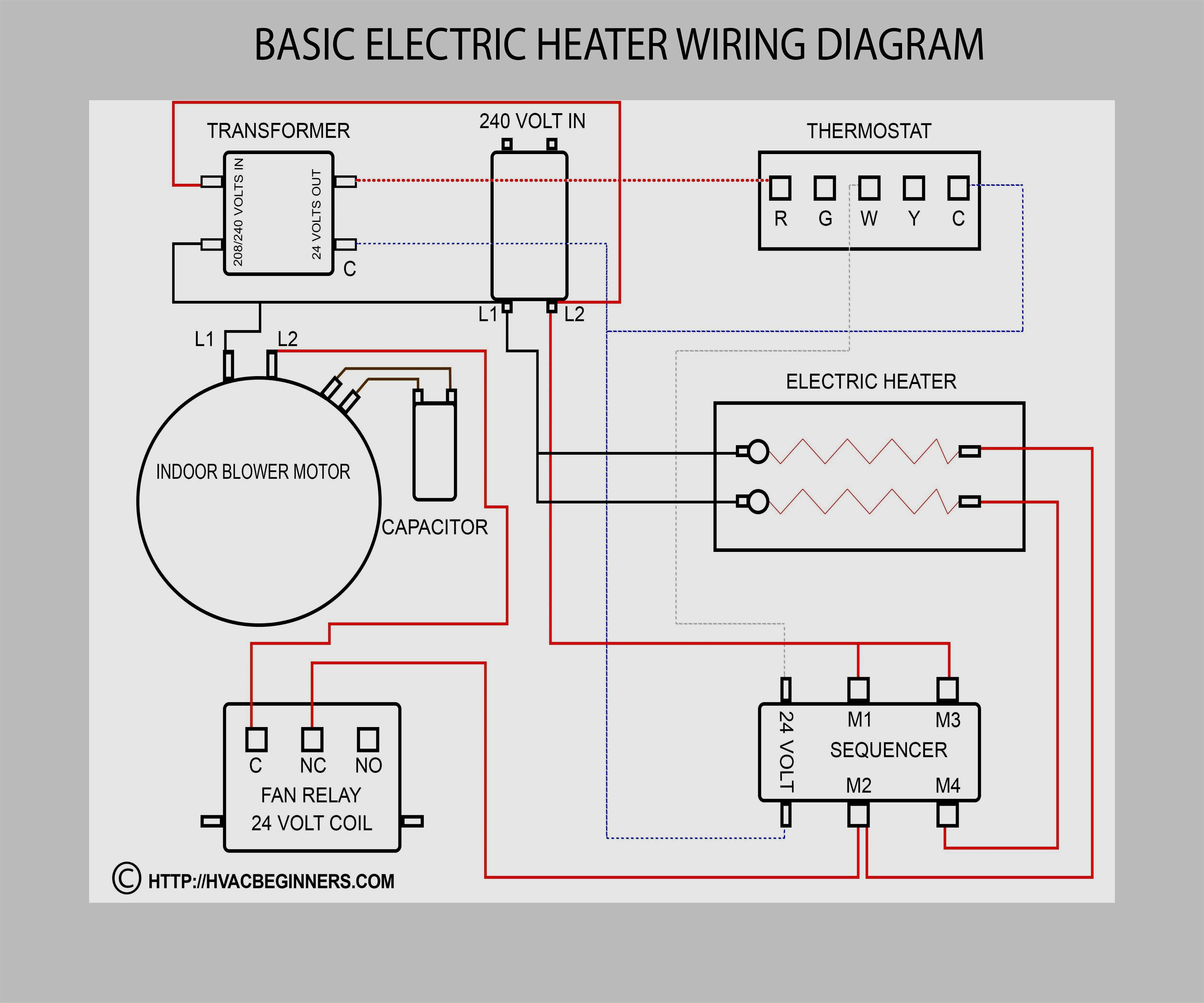 Atwood Furnace Relay Wiring Diagram | Manual E-Books - Atwood Furnace Wiring Diagram