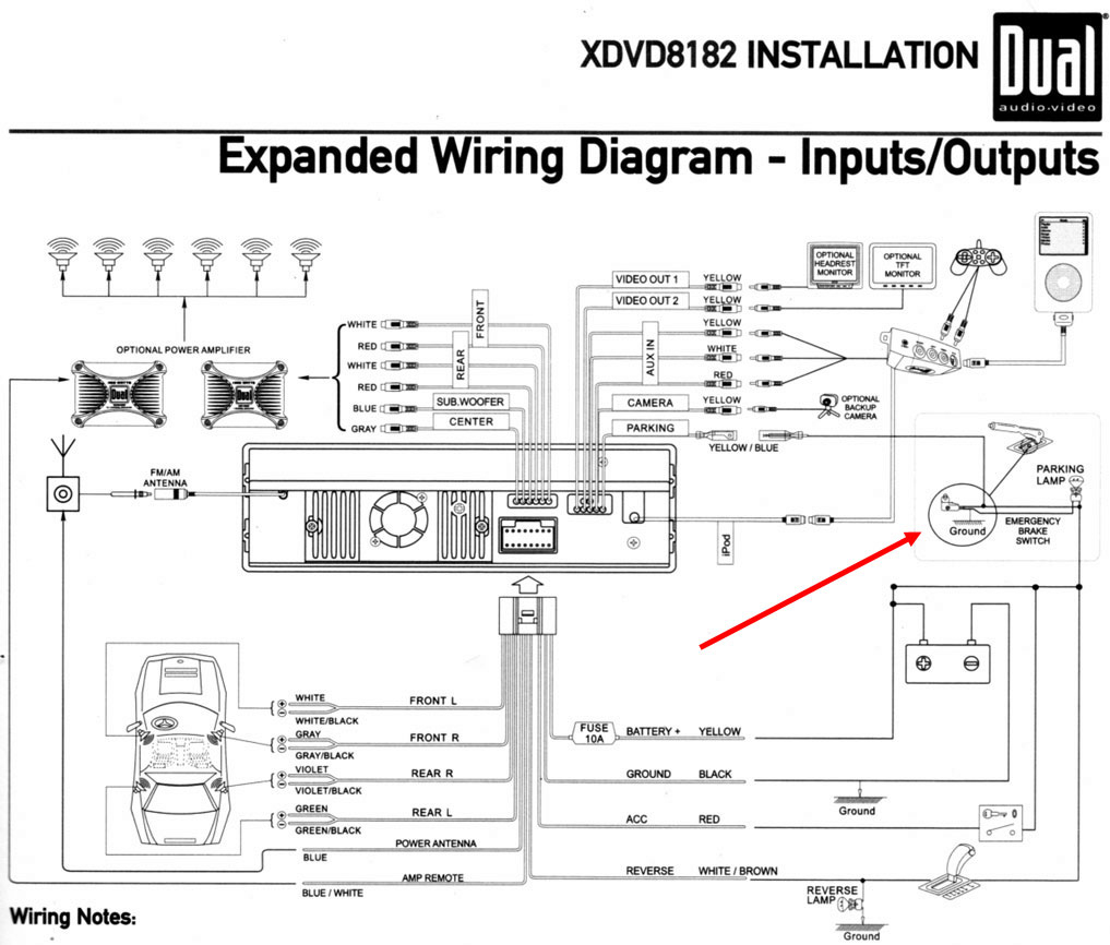Audio Wire Diagram - Wiring Diagram Data Oreo - 2003 Ford Explorer Radio Wiring Diagram