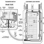 Auto Transfer Switch Wiring Diagram | Manual E Books   Generator Automatic Transfer Switch Wiring Diagram