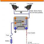 Automotive Relay Wiring Diagram Horn | Manual E Books   Car Horn Wiring Diagram