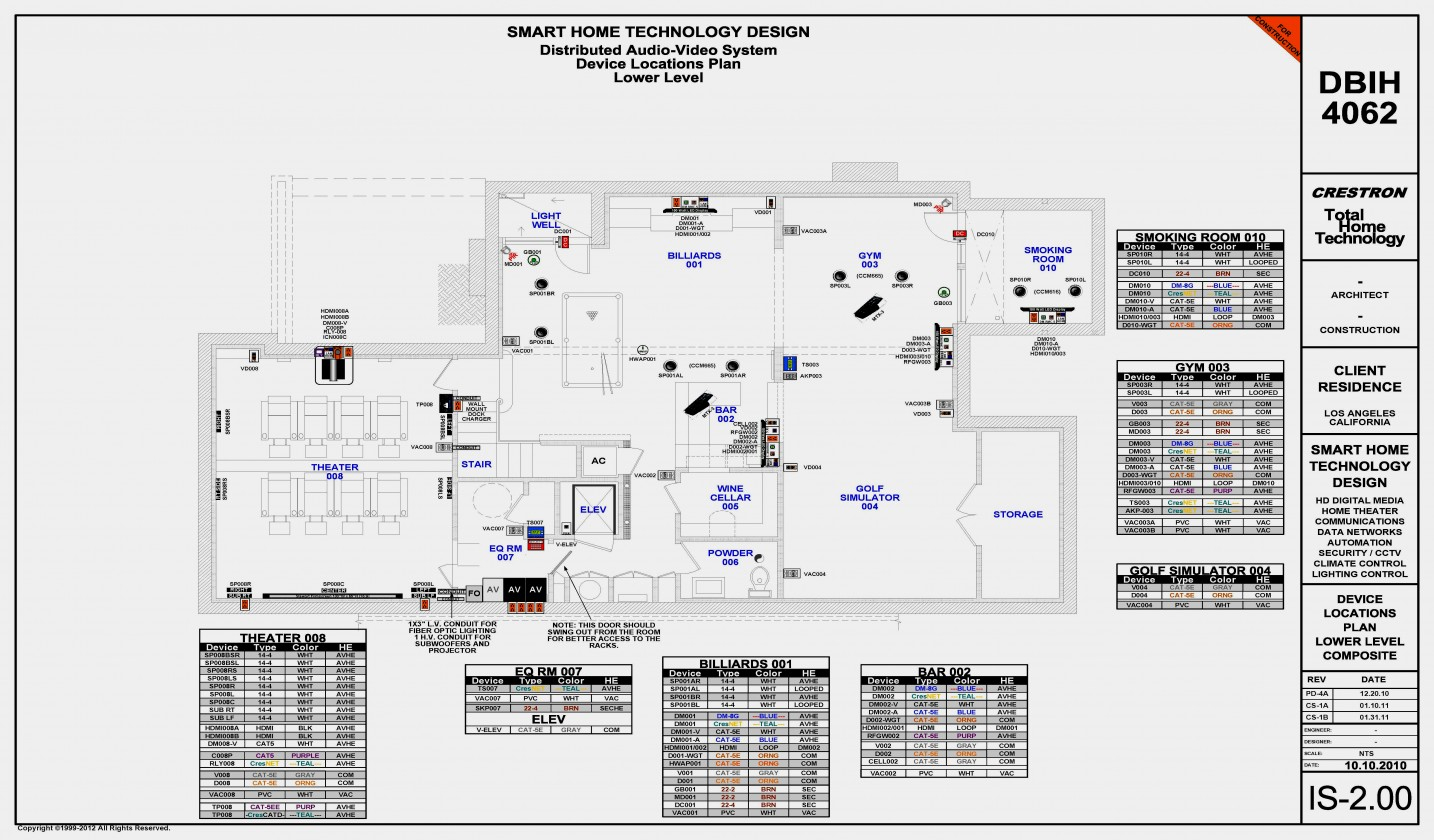 Av Wiring Diagram New Home - Wiring Diagram Data Oreo - Whole House Audio System Wiring Diagram