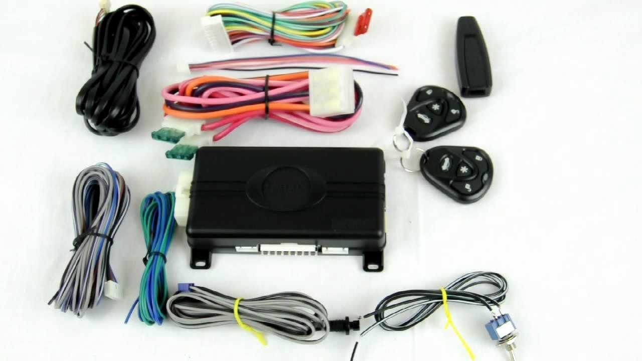 Avital 4103L Remote Car Starter Overview - Youtube - Remote Car Starter Wiring Diagram