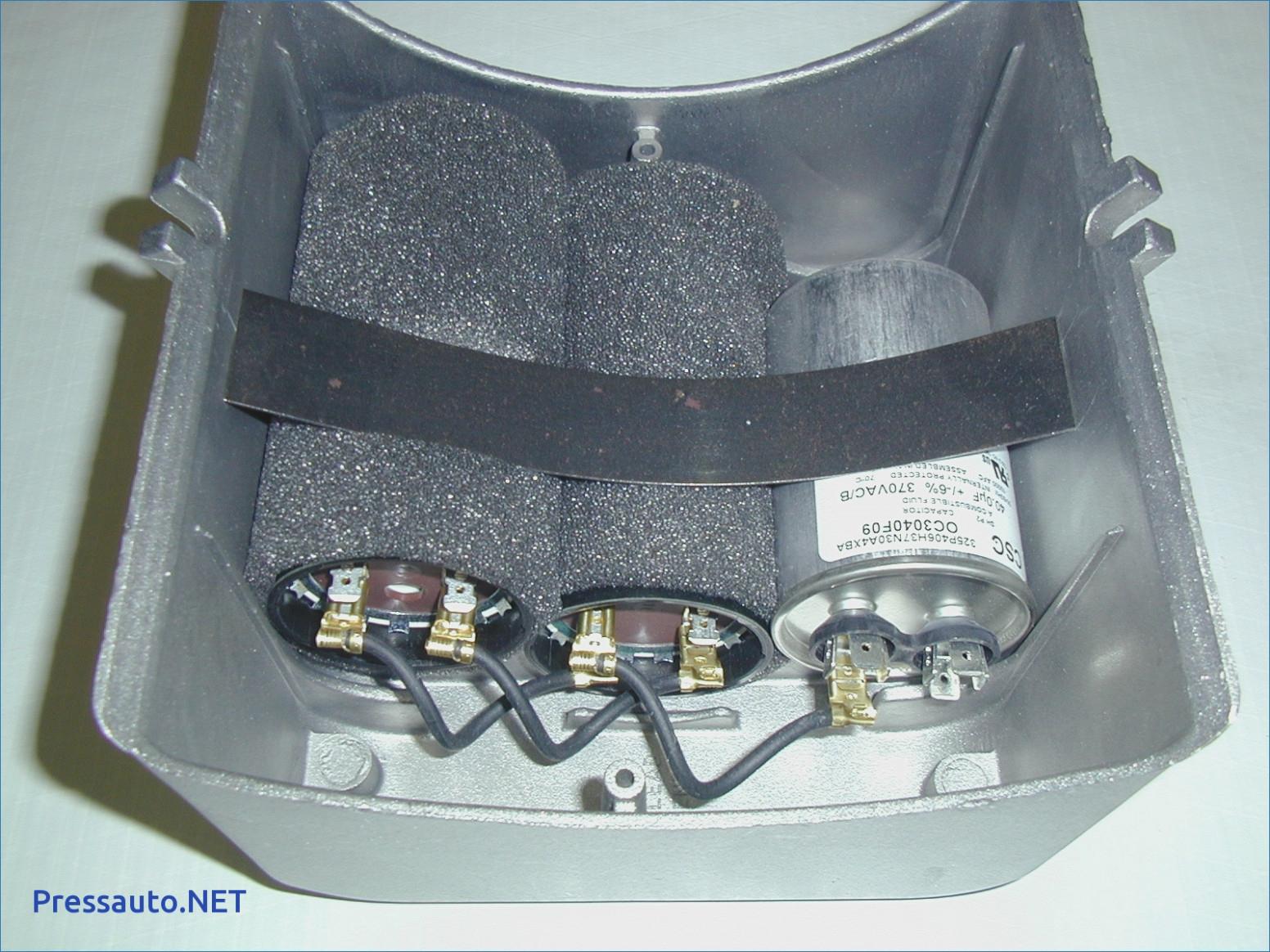 Baldor Motor Capacitor Wiring Diagram - Wiring Diagram Explained - Capacitor Wiring Diagram