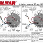 Balmar Alternator Wiring Diagram   Schematics Wiring Diagram   2 Wire Alternator Wiring Diagram