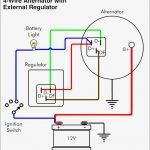 Basic Alternator Wiring Diagram | Hastalavista   1 Wire Alternator Wiring Diagram