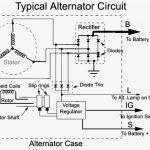 Basic Alternator Wiring Diagram   Hastalavista   Alternator Wiring Diagram