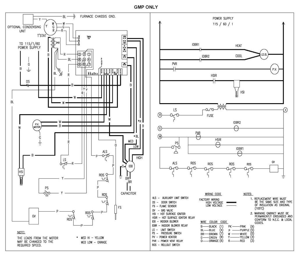 Basic Circuit Board Wiring Diagram | Wiring Diagram - Furnace Control Board Wiring Diagram