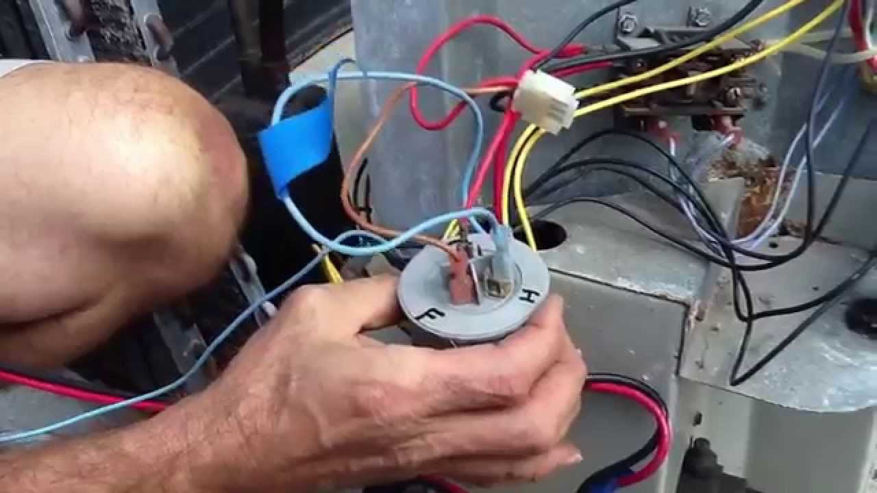 Basic Compressor Wiring - Youtube - Air Conditioner Wiring Diagram Capacitor