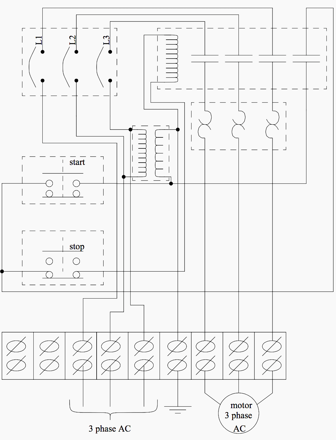 Basic Electrical Design Of A Plc Panel (Wiring Diagrams) | Eep - Plc Wiring Diagram
