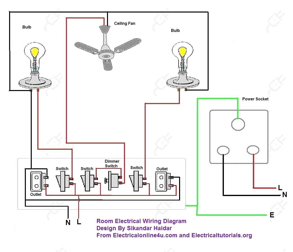 Basic House Wiring - Today Wiring Diagram - Basic Wiring Diagram
