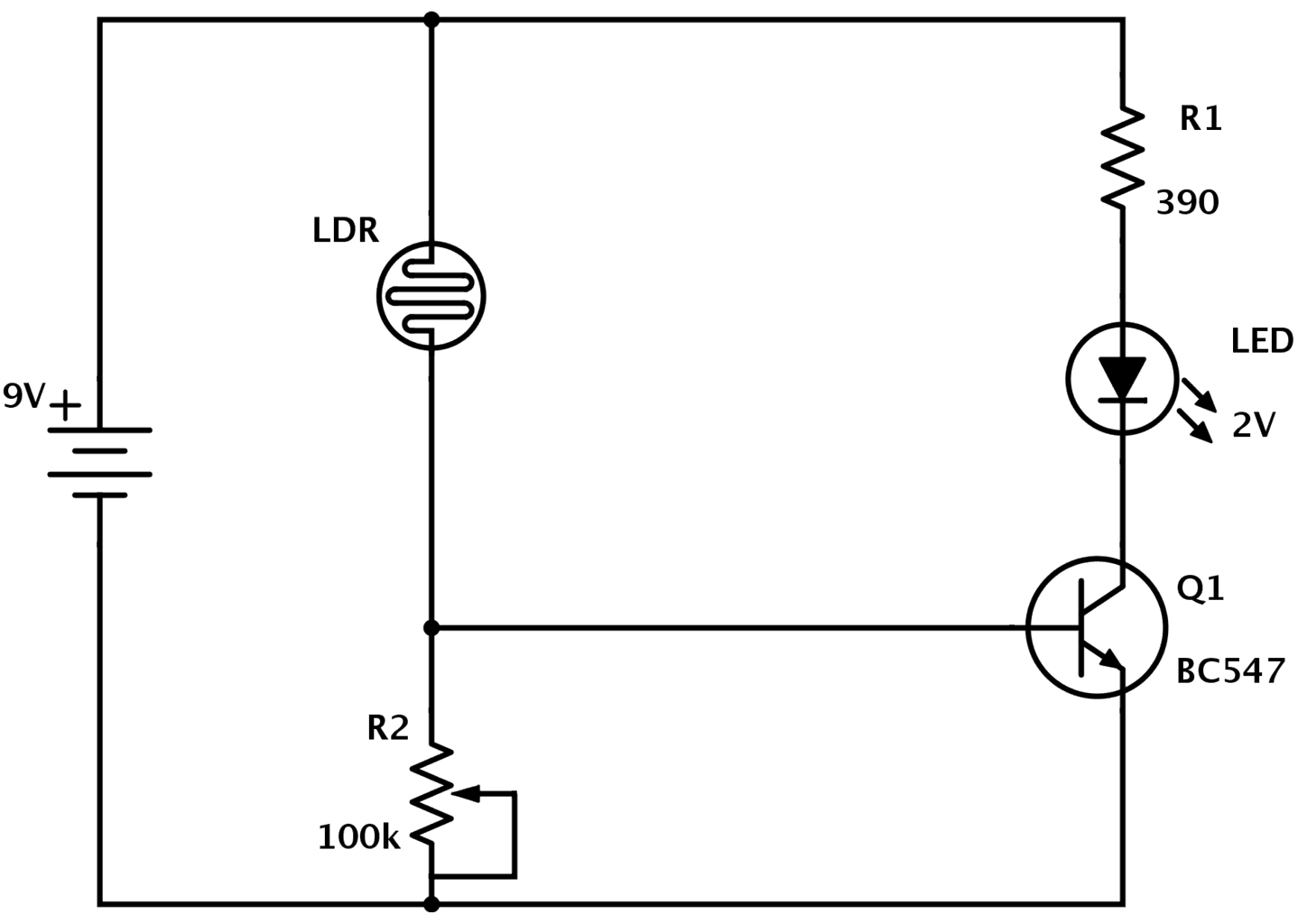 Basic Wiring Diagram - Wiring Diagrams Hubs - Basic Wiring Diagram
